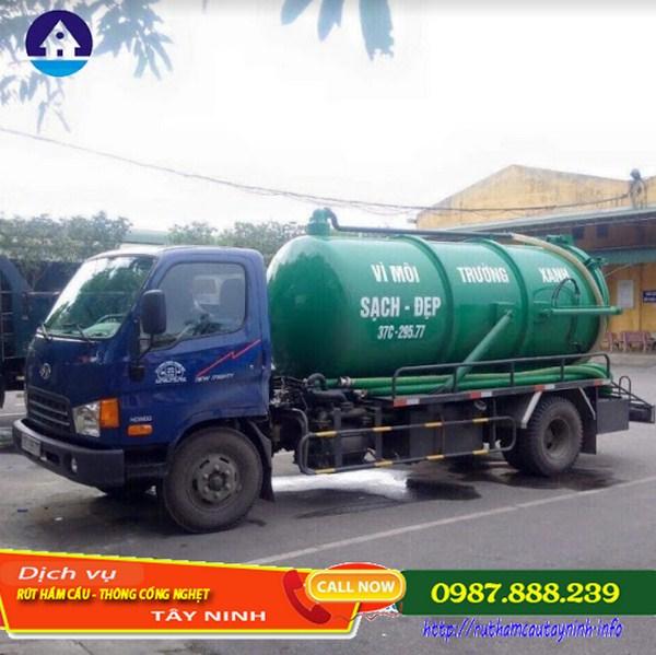 Dịch vụ thông cống nghẹt thành phố Tây Ninh an toàn hiệu quả nhất